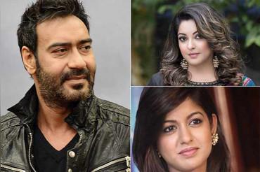 Tanushree slams Ajay Devgan for working with Alok Nath, her sister defends him