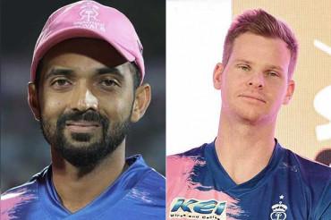 राजस्थान रॉयल्स में बड़ा बदलाव, रहाणे की जगह स्टीव स्मिथ बने कप्तान