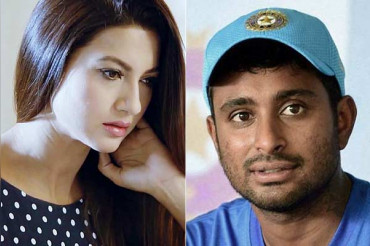 You should've been in the WC squad: Gauhar Khan shows compassion for Rayudu