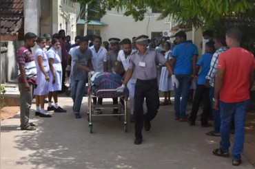 Sri Lanka hit by 8th explosion, Govt impose night curfew