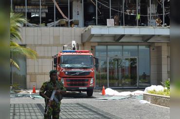 3 Indians among 215 killed in Sri Lanka blasts, confirms Sushma Swaraj