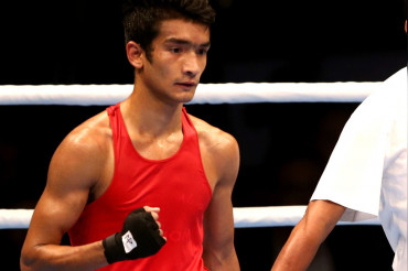5 Indians including Shiva Thapa makes reach QFs of Asian Boxing Championships