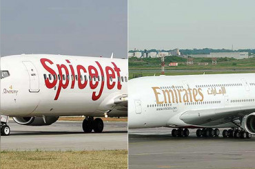 SpiceJet signs MoU with Emirates over code share partnership