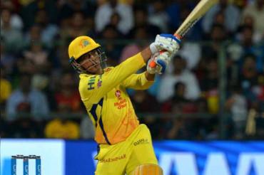 MS Dhoni scripts twin IPL records