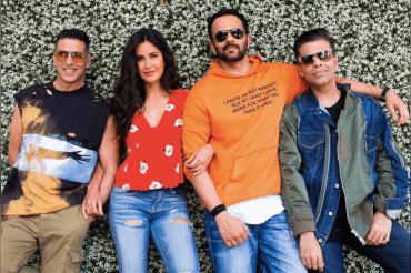 Sooryavanshi gang announces Katrina Kaif as Sooryavanshi girl