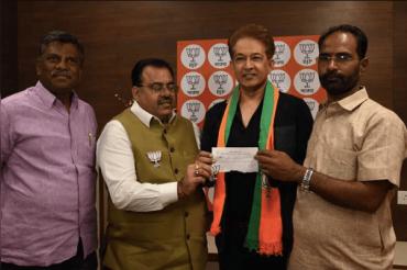 'Aaj tak main baalon ka chowkidaar tha, aaj main desh ka ho gya hoon': Jawed Habib joins BJP