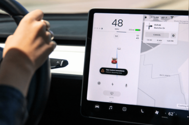 Tesla brings 2 new vehicle safety features for customers to remain in lane