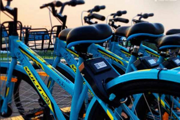 Uber begins trial runs for e-bikes and bicycles in India