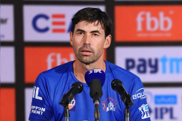 Fleming hints at changes in 'aging' CSK team after IPL final defeat
