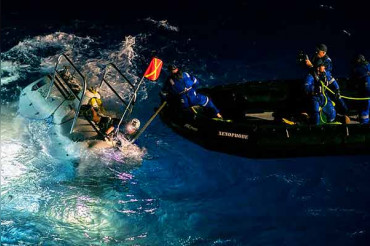 American explorer's deepest dive ever at Mariana Trench, finds plastic waste at the bottom