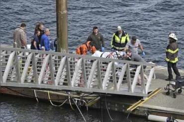 अमेरिका: पानी में उतरने में सक्षम 2 विमानों में टक्कर, 5 की मौत, 1 लापता
