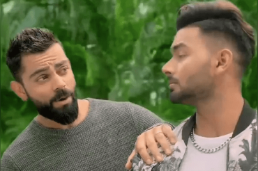 Kohli, Rishabh Pant trolled after appearing in new TV ad