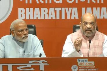 5 साल में PM की पहली प्रेस कांफ्रेस, राहुल ने कहा- PM मुझसे करें Debate