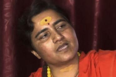 'देशभक्त' गोडसे विवाद पर PM मोदी साध्वी प्रज्ञा से हुए नाराज, पार्टी ने EC को भेजी रिपोर्ट