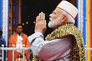 मीडियाकर्मी ने पूछा-क्या केदारनाथ में चुनाव जीतने की मन्नत मांगी? तो PM मोदी ने दिया यह जवाब...