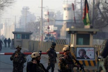 काबुल में जांच चौकी पर हमले में 3 पुलिस ऑफिसर की मौत