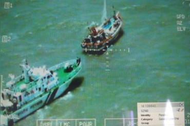समुद्र के रास्ते भारत में घुसे पाक नाविक, 600 करोड़ की 200 किलो हेरोईन बरामद