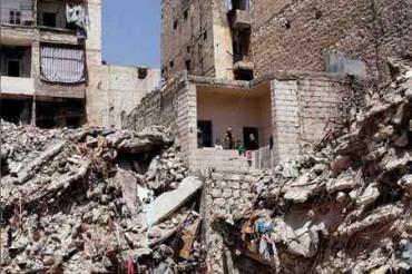 सीरिया: रूस के हवाई हमले में 5 बच्चों समेत 10 लोगों की मौत