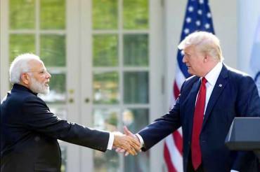डोनाल्ड ट्रंप ने बताया पीएम मोदी की जीत को भारत-अमेरिकी साझेदारी के लिए बहतर