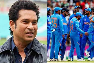Sachin warns Team India ahead of Australia clash