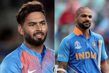 Report: Rishabh Pant asked to join Team India in England