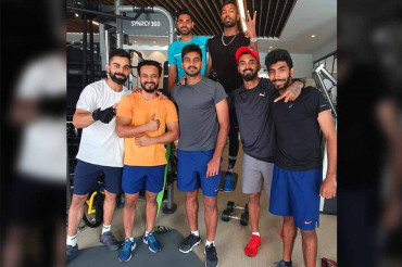 WC 2019: Indian team forced to work out in private gym