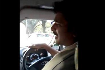 बेंगलूरु: सिर्फ संस्कृत में बात करता है ये कैब ड्राइवर, वीडियो वायरल