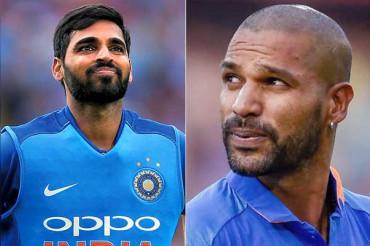 टीम इंडिया के लिए बुरी खबर, धवन के बाद ये खिलाड़ी भी टीम से बाहर