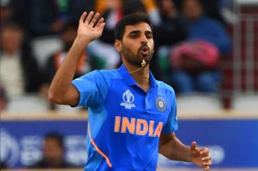 Virat Kohli gives update on Bhuvneshwar Kumar's injury