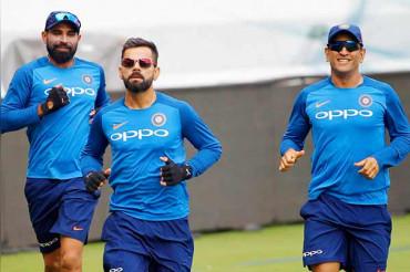 Team India enjoying two-day break after Pakistan win