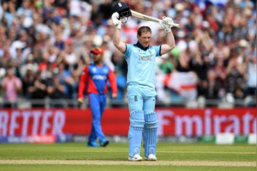 WC 2019: Here are the records broken by Eoin Morgan and England today