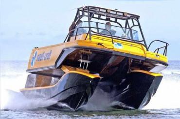 अब मोटर बोट में आएगी ट्रक और बस की ये टेक्नोलॉजी, समुद्री लहरें भी कुछ नहीं बिगाड़ पाऐंगी