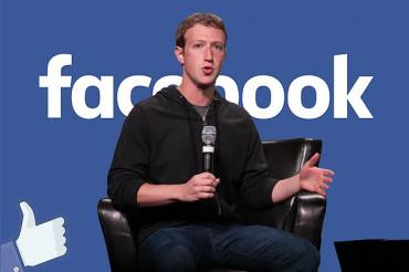 Facebook CEO Mark Zuckerberg's ranking slips on list of top CEOs in US