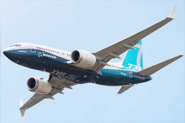 With 200-plane order, Boeing found first buyer for 737 Max since tragic crashes