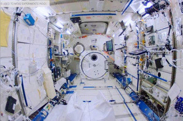 Orbital fuel supply startup 'Orbit Fab' first to supply water to the ISS successfully
