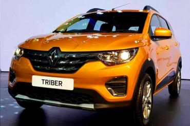 Renault unveils 7-seater Triber for Indian market