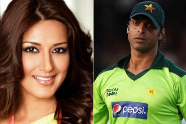 'Does Shoaib Akhtar want to kidnap Sonali Bendre?' Rawalpindi Express reacts!