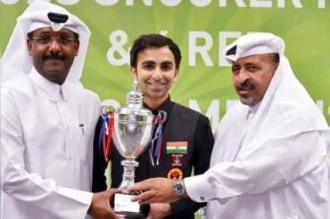 पंकज आडवाणी ने जीता एशियाई स्नूकर चैंपियनशिप का खिताब, साथ ही बनाया ये रिकॉर्ड