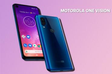 मोटोरोला का वन विजन स्मार्टफोन लॉन्च, 27 जून से होगी बिक्री