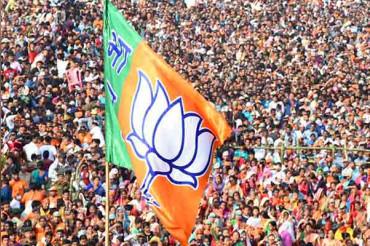 बंगाल में 'जय श्री राम' के नारे पर भड़की पुलिस, फायरिंग में जख्मी हुए 3 BJP कार्यकर्ता
