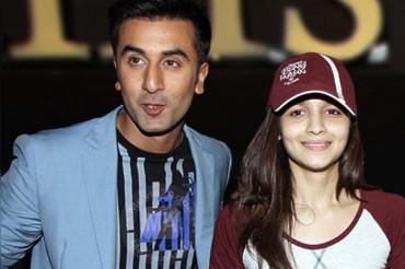 'Nazar na lage': Alia Bhatt on relationship with Ranbir kapoor