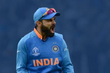 कोहली पर ICC ने लगाया जुर्माना, इस वजह से मैच फीस का 25% होगा कट