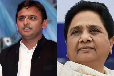 "Mayawati formally says ""It's over"" to SP-BSP ally"