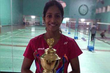 लक्ष्य और गायत्री ने जीती अखिल भारतीय सीनियर रैंकिंग चैंपियनशिप