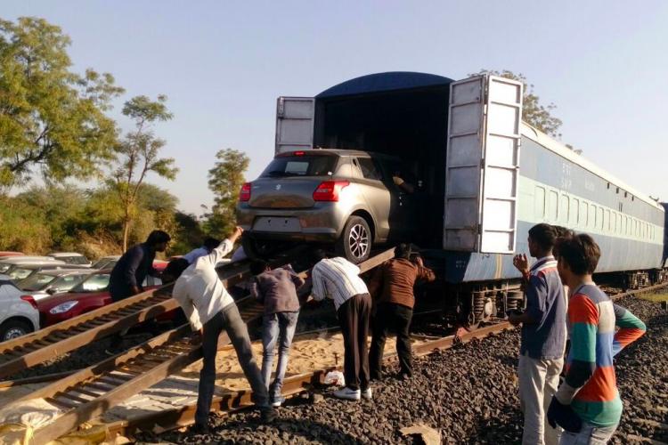 Twitter/@RailMinIndia
