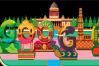 गणतंत्र दिवस पर गूगल ने डूडल बनाकर भारतीय संस्कृति को दिया सम्मान