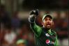 नस्लीय टिप्पणियों पर, सरफराज अहमद को आईसीसी द्वारा चार मैचों का सस्पेंशन मिला