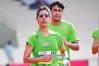 60 की उम्र में सैकड़ों को पीछे छोड़ मैराथन दौड़ में जीता सिल्वर मेडल