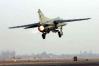 जैसलमेर में क्रैश हुआ एयफोर्स का मिग 27 विमान, बाल-बाल बचा पायलट