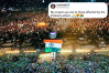 American DJ Marshmellow showed respect to the Pulwama martyrs in his show